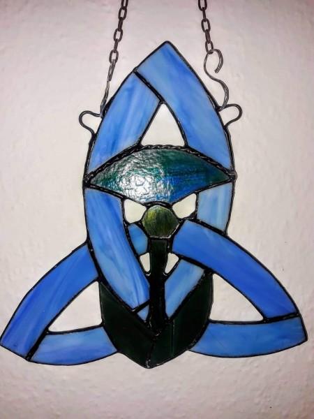 Tiffany Abstrackt -Ornament