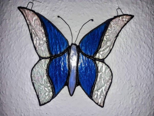 Tiffany Abstrackt - Schmetterling