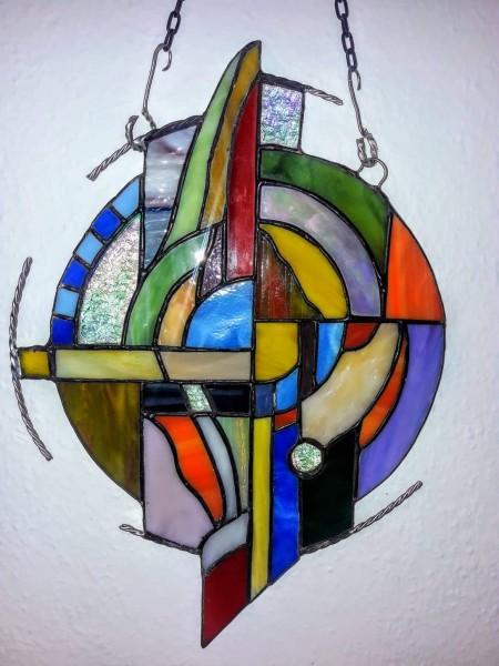 Tiffany Abstrakt-Spezial