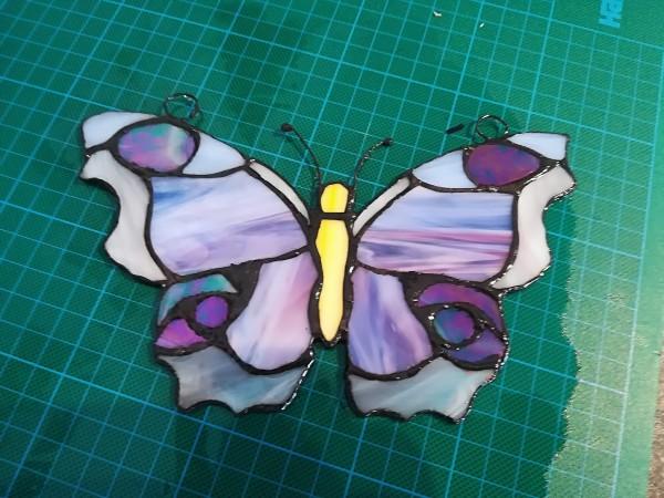 Tiffany - Schmetterling